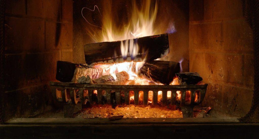 The Energy Inefficient Wood Burning Fireplace