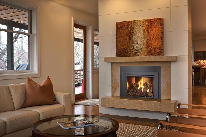 Improve Heat Efficiency With Fireplace Inserts Creative