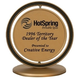 1996 Territory Dealer of the Year