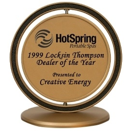 1999 Locksin Thompson Dealer of the Year