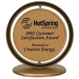 2002 Customer Satisfaction Award
