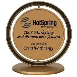 2007 Marketing & Promotions Award