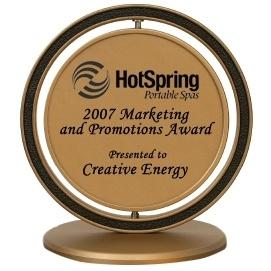2007 Marketing & Promotions Award