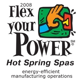 2008 Flex Your Power Award