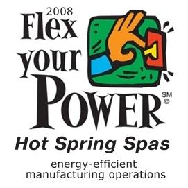 2008 Flex Your Power Award