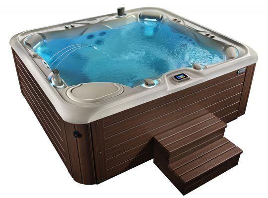 Hot Spring Spas Hot Tub