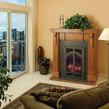 Hideaway E Fireplace (Avalon)