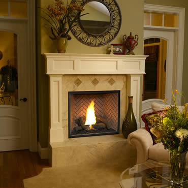 Avalon 1080 Clean Face Gas Fireplace