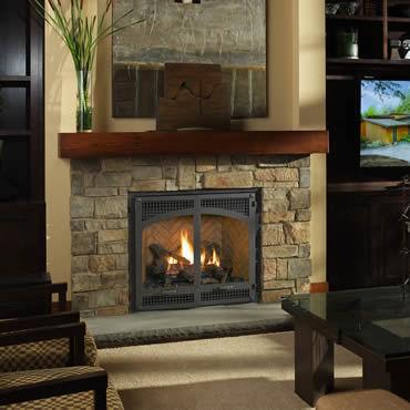 Avalon Winthrop HH Gas Fireplace