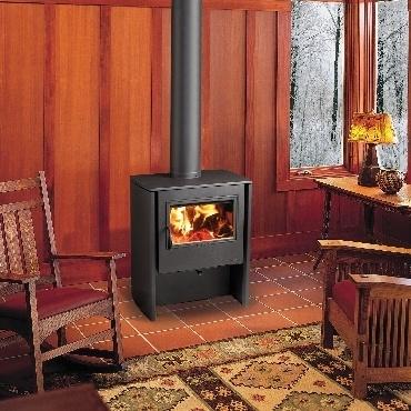 Camano™ Wood Stove