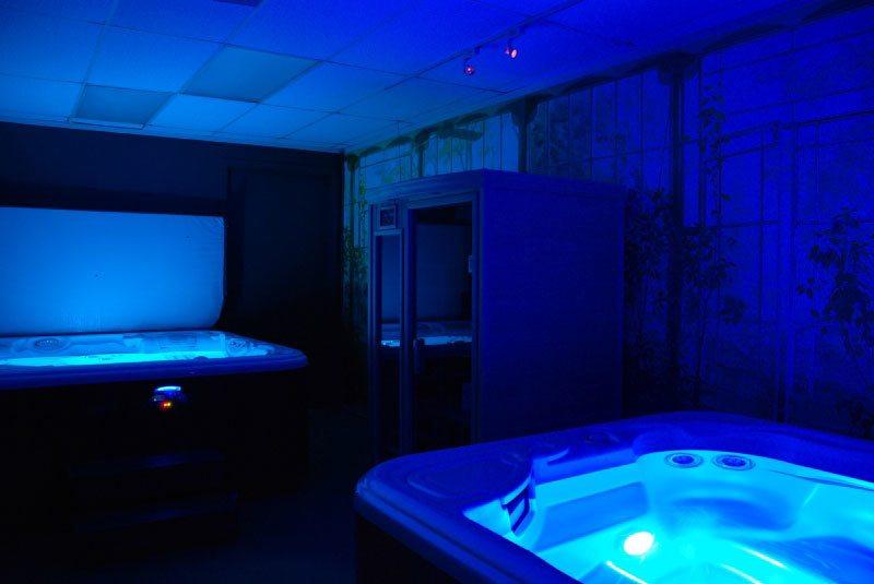 Hot Tub Wet Testing Room San Rafael