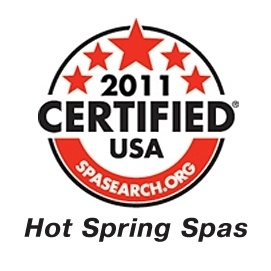2011 Spa Search Certification