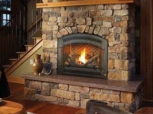 FPX 864 HO EF GSR2 Scr Gas Fireplace Insert