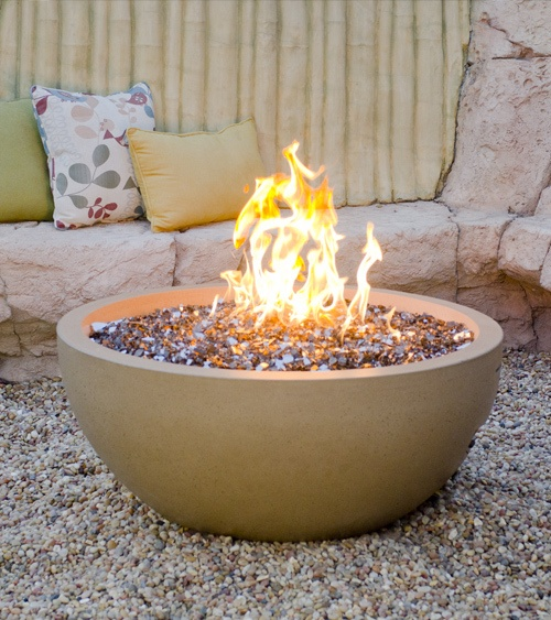 36 Quot Fire Bowl Outside Fire Pits San Mateo Creative Energy
