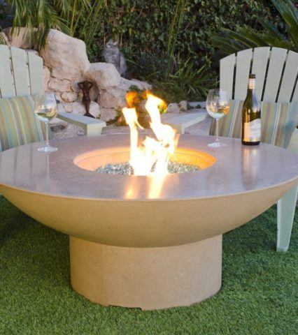 Lotus Firetable