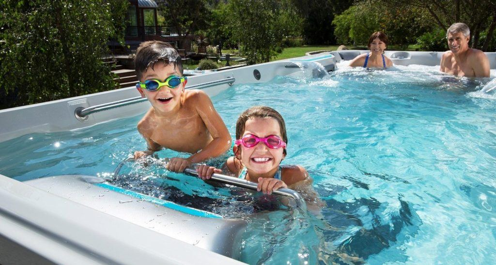 The Health Benefit of Hot Tubs for Kids | Creative Energy