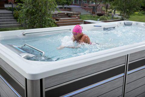 E500 Swimmming Spa