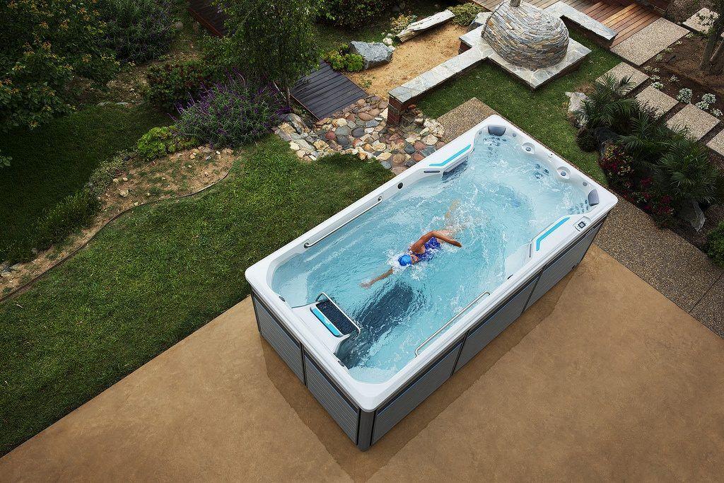 E700 fitness exercise system spas san rafael for Swimmingpool aufstellbecken pool