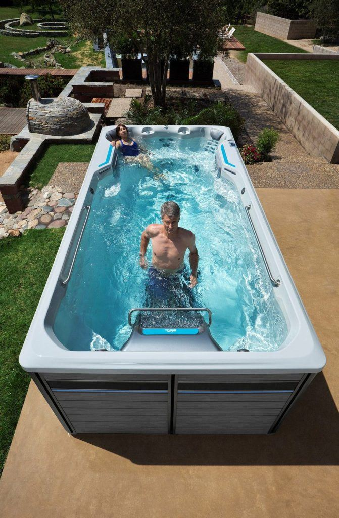 Spa In Swimming Pool: Swim Spas - Bay Area Fitness & Endless Pools
