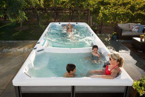 Endless Pools Swim Spa E2000