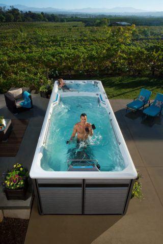 Endless Pools Swim Spas E2000 Model