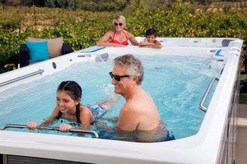 Endless Pools Home Swim Spa E2000