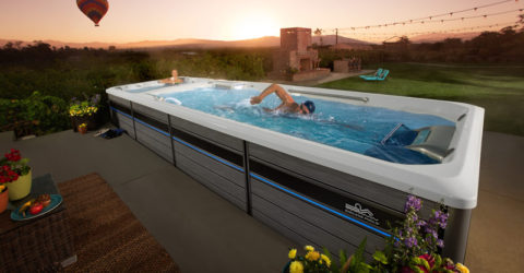 Endless Pools Swim Spa