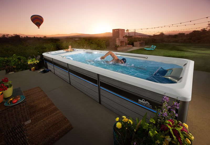 Endless Pool Swim Spas: The Endless Features and Benefits - CE
