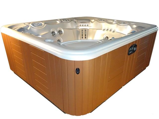 2007 Grandee Pearl Redwood - Used Hot Tub | Creative Energy