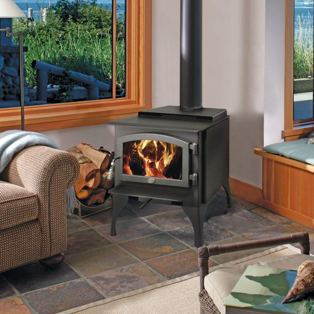 Low Emission Wood Stoves Fireplaces - Pleasanton | Creative Energy