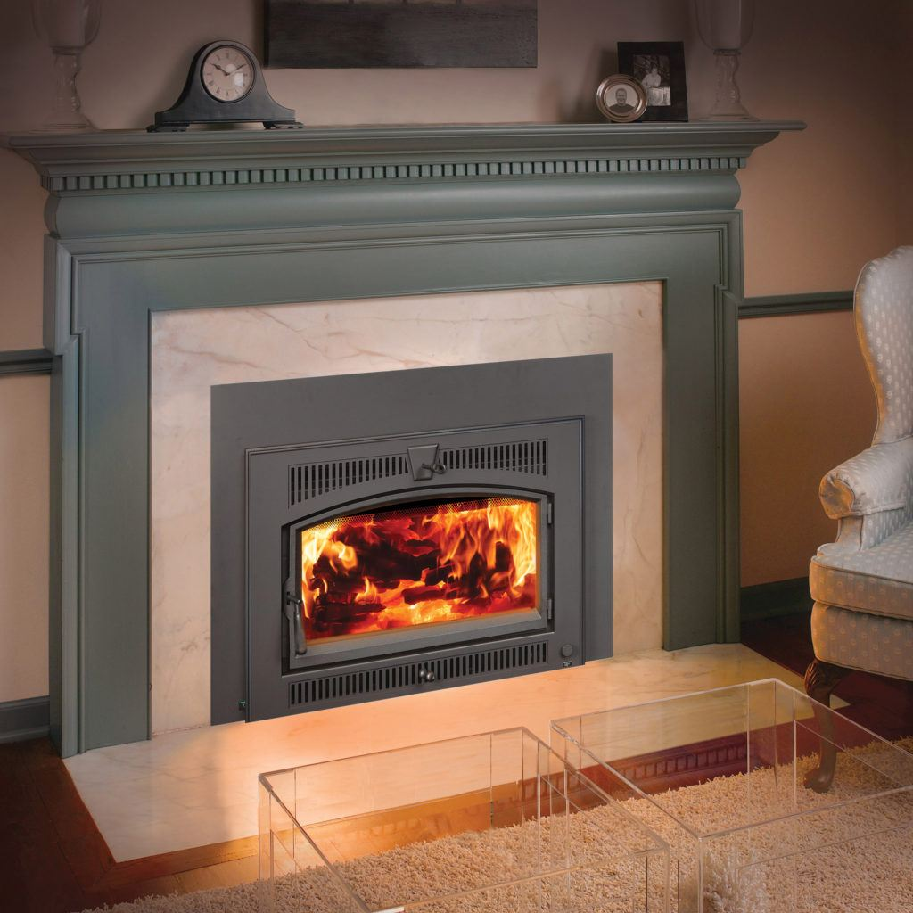 High Power Wood Inserts Fireplaces Pleasanton Creative