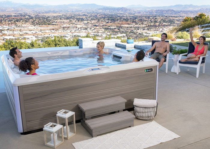 Hot Spring Limelight Collection Hot Tubs
