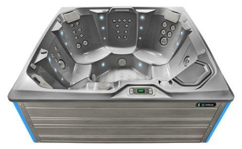 Hotsprings limelight collection flash hot tub