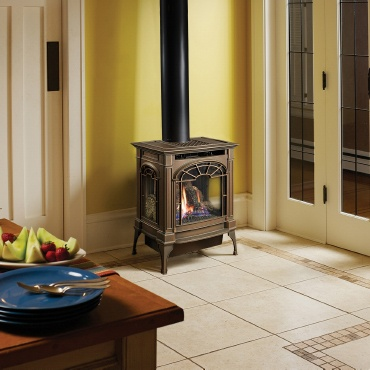 Northfield Gas Stove by Lopi
