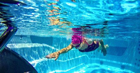 E550 Endless Pool Swim Spa