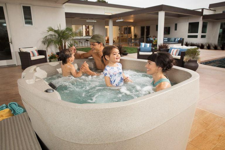Family in fantasy aspire spa