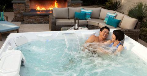 Hot Springs Limelight 2018 Hot tub