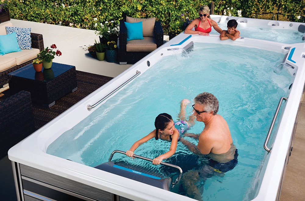 4 Reasons A Swim Spa Is The Perfect Summer Buy Creative Energy